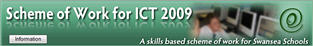 Scheme of Work for ICT