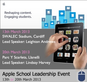 South Wales RTC School Leadership Events