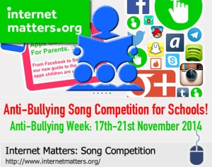 Anti-bullying Song Competition
