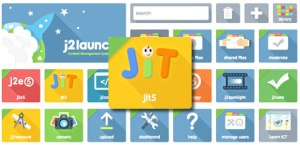 j2launch makeover and JIT5 for your iPad! | Learn ICT Blog